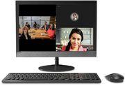 """Моноблок LENOVO V130-20IGM, 19.5"""", Intel Celeron J4005, 4Гб, 500Гб, Intel UHD Graphics 600, noOS, черный [10rx001mru]"""