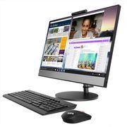 "Моноблок LENOVO V530-24ICB, 23.8"", Intel Core i3 8100T, 4Гб, 500Гб, Intel UHD Graphics 630, DVD-RW, noOS, черный [10uw0001ru]"