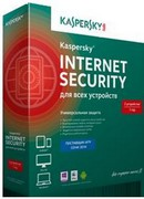 ПО Kaspersky Internet Security Multi-Device Russian Ed. 5-Device 1 year Base Box (KL1941RBEFS)