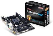 Материнская плата Gigabyte GA-F2A68HM-DS2 (V1.1) RTL AMD A68M, FM2+, DDR3, PCI-E, SATAIII, GBL, 7.1Audio, DVI, D-Sub, mATX (uATX)