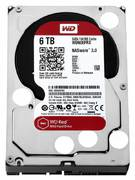 Жесткий диск WD Original SATA-III 6Tb WD60EFRX Red 64Mb 3.5""