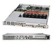 Корпуса SC818S-1000 / SC818S-1000B