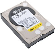 Жесткий диск WD Original SATA-III 4Tb WD4000FYYZ RE (7200rpm) 64Mb 3.5""