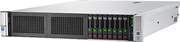 Сервер HPE Proliant DL380 Gen9 E5-2620v4 Rack(2U)/Xeon8C 2.1GHz(20MB)/1x16GbR1D_2400/P440arFBWC(2GB/RAID 0/1/10/5/50/6/60)/3x300GB10K12G(8/16+2up)SFF /UMB+DVDRW/iLOstd/4HPFans/4x1GbEth/EasyRK+CMA/1x50 0wPlat(2up) 843557-425