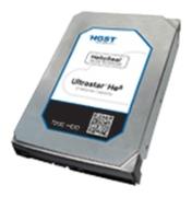 """Жесткий диск HGST SATA-III 6Tb HUH728060ALE604 ULTRASTAR HE8 (7200rpm) 128Mb 3.5"""""""