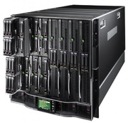 Блейд-шасси HP BladeSystem c7000 Enclosure + комплектация