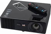 ViewSonic PJD7820HD, DLP projector, 1920*1080, 3D, 15000:1, 3000 ANSI Lumens, 2.1kg, HDMI, w/o bag