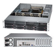 Серверная платформа Supermicro SYS-6027R-TDARF