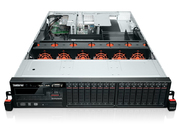 Lenovo ThinkServer RD640 1 x Xeon E5-2620v2(2max)/ 1 x 8Gb ECC RDIMM/ HS-SAS/SATA (16/16 SFF max) / DVD-RW/ Raid 710 w/ CacheVault (1Gb FBWC) 0, 1, 10, 5, 50, 6, 60/ 2 x 1GB integrated/ 1(2) x 800W PSU/ Basic DIT/ no OS/ 3 Years