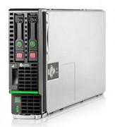 Сервер HP BL420c Gen8 E5-2403 1P 12GB Svr (668359-B21)