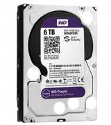Жесткий диск WD Original SATA-III 6Tb WD60PURX Purple (5400rpm) 64Mb 3.5""