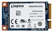 Накопитель SSD Kingston mSATA 30Gb
