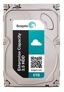 "Жесткий диск Seagate Original SATA-III 6Tb ST6000NM0024 Constellation ES.3 (7200rpm) 128Mb 3.5"""