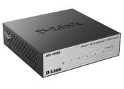 DES-1005D Неуправляемый коммутатор с 5 портами 10/100Base-TX