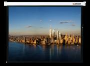 [LMP-100109] Настенный экран Master Picture 153х203 см Matte White FiberGlass