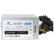 Блок питания PowerCool (PC600-120-O) PowerCool 120mm 600W (SCP)(OVP)(OCP)+8+4 20+4 pin, ATX 12V v.2.3 OEM
