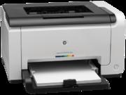 Цветной принтер HP LaserJet Pro CP1025 (CF346A)