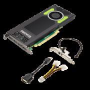 Видеокарта PNY Quadro M4000 8GB OEM [VCQM4000BLK-1] GDDR5, 256 bit, 4*DP