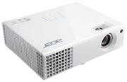 ACER X1373WH, DLP projector, 1280*800, DLP 3D, 13 000:1, 3000 ANSI Lumens, 2kg, HDMI, Wi-Fi via Adapter(option)